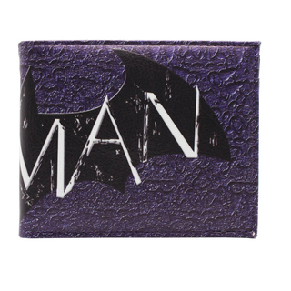 Karakter Leather Batman Wallet BS-0290