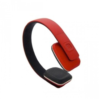 Bluetooth 4.1 Wireless Stereo Over Earphone Headset With Microphone - Red