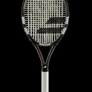 Babolat Evoke 102  Tennis Racket (Black)