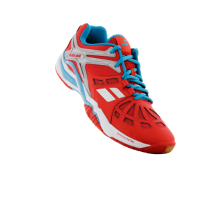 Babolat Shadow 2 Men Badminton Shoes Control Red