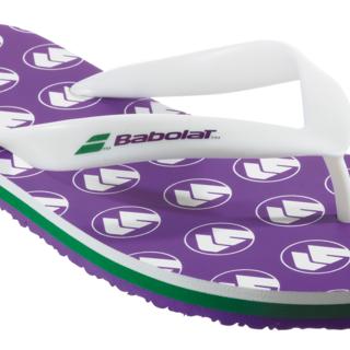 Babolat FlipFlop Wimbledon (Purple)
