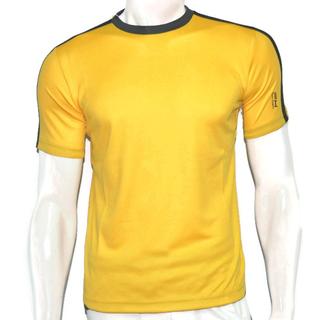 Pin High 3A New Style T-Shirt (Lemon Chrome-Castle Rock)