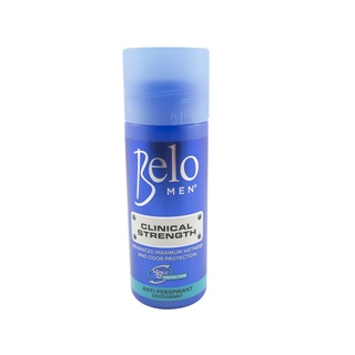 BELO MEN CLINICAL STRENGTH ANTI-PERSPIRANT DEODORANT ROLL-ON 40ML