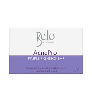 BELO ESSENTIALS ACNEPRO PIMPLE-FIGHTING BAR 65G