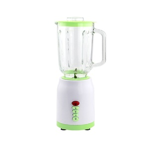 Fukuda 3-Speed Glass Jar Blender FBL-158PiB Green