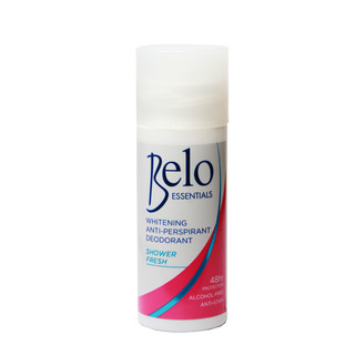Belo Essentials Whitening Anti-Perspirant Deodorant Shower Fresh Roll-On 40mL