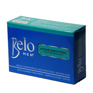 Belo Men Acne Control Whitening Bar 100g