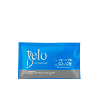 Belo Nutraceuticals Glutathione+Collagen 10s