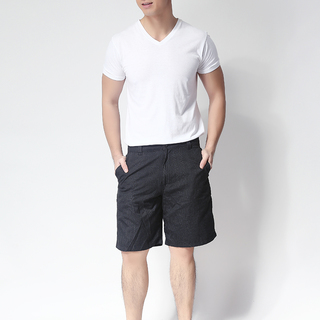 O'NIELL MEN'S WOVEN SHORT BLACK (48595)