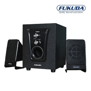 Fukuda 2.1 Channel Home Theater Speaker FHT-100i Black