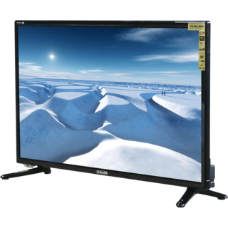 "Fukuda 24"" Full HD LED TV FLED-2401C Black"