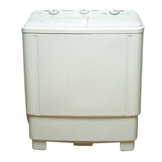 Fukuda 7.2kg Twin Tub Washing Machine FTW-72M White