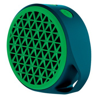 Logitech X50 Mobile Bluetooth Wireless Speaker (Green)
