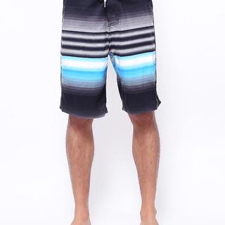 Island Haze Boardshorts (Black-0242)