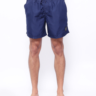 Island Haze Swim Shorts (Navy Blue-0251)