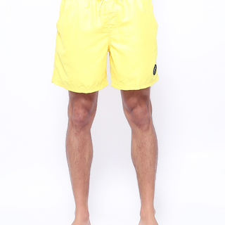 ISLAND HAZE YELLOW SWIM SHORT (0251)