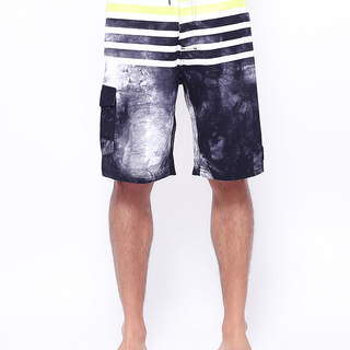 ISLAND HAZE GREEN BOARDSHORT (0255)