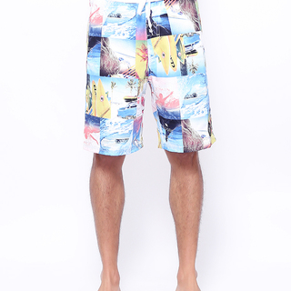 ISLAND HAZE BLUE BOARDSHORT (0256)
