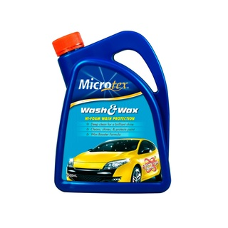 MICROTEX WASH & WAX (MA-SW2000)
