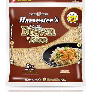 HARVESTER'S Brown Rice - 5kg (4809010955463)