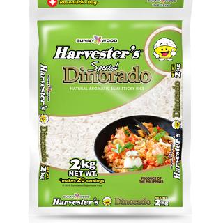 HARVESTER'S Dinorado - 2kg (4809010955258)