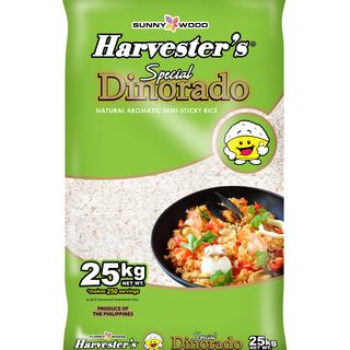 HARVESTER'S Dinorado - 25kg (4809010955944)
