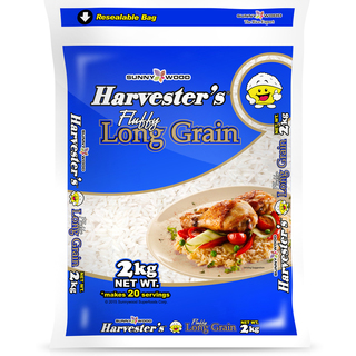 HARVESTER'S Long Grain - 2kg (4809010955050)