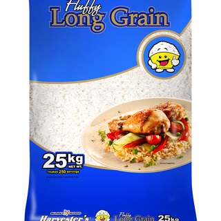 HARVESTER'S Long Grain - 25kg (4809010955906)