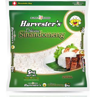 HARVESTER'S Sinandomeng - 5kg (4809010955104)