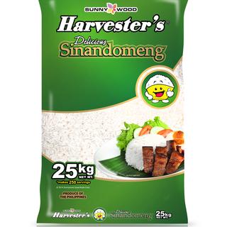 HARVESTER'S Sinandomeng - 25kg (4809010955593)