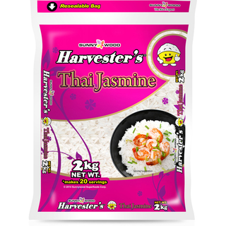 HARVESTER'S Thai Jasmine - 2kg (4809010955470)