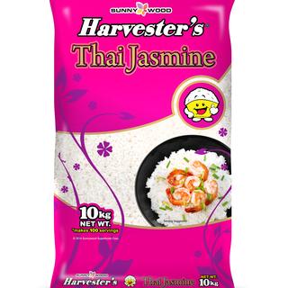 HARVESTER'S Thai Jasmine - 10kg (4809010955494)