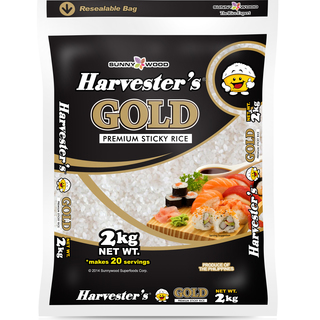 HARVESTER'S Gold Premium - 2kg (4809010955012)