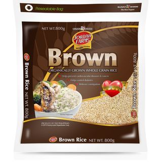 JORDAN FARMS Brown - 800g (4809010955890)
