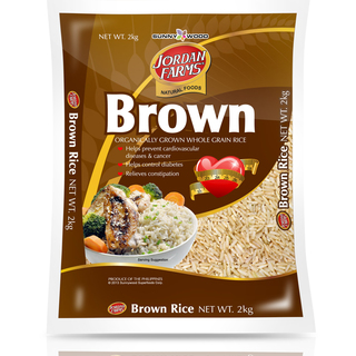 JORDAN FARMS Brown - 2kg (4809010955333)