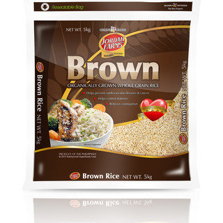 JORDAN FARMS Brown - 5kg (4809010955364)