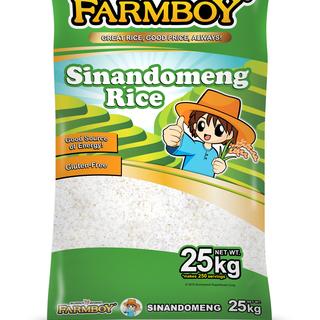 FARMBOY Sinandomeng- 25kg