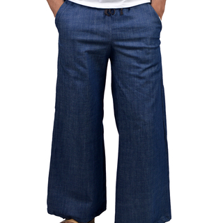 OWPH MEN'S CHINOS SQUARE PANTS ( BLUE JEANS)