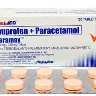 Paramax 200/325mg Tablet (10 pcs)