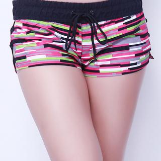 Sassa Boardshorts (Pink-2539)