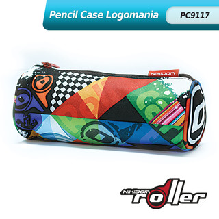 Nikidom Logomania Pencil Case PC9117