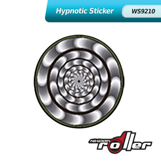 Nikidom Hypnotic Wheel Sticker WS9210