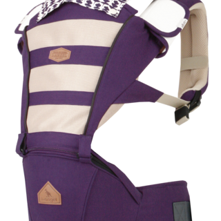 I-ANGEL MESH VIOLET HIPSEAT CARRIER