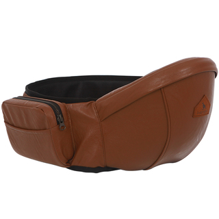 I-ANGEL LEATHER HIPSEAT IN BROWN