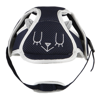 I-ANGEL SAFETY BABY HELMET (NAVY)