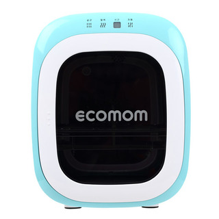 Ecomom UV Sterilizer and Dryer with Anion (eco-22 blue) (BLUE)