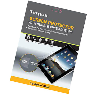 Targus Screen Protector with Bubble-Free Adhesive for  iPad 3 AWV1245US