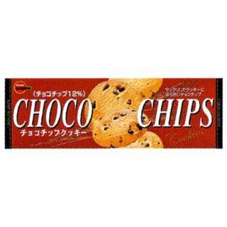 Bourbon Choco Chip Cookies 106g - 4901360272938 (1226297)