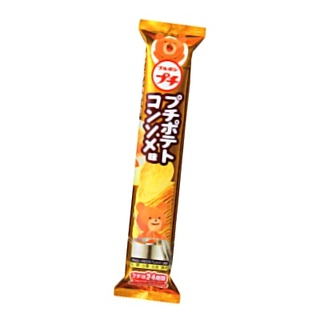 Bourbon Petit Potato Chips Consome 45g - 4901360316700 (2519031)