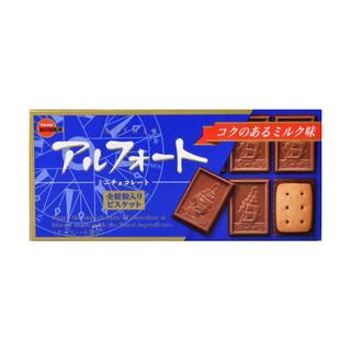Bourbon Alfort Mini Chocolate 57g - 4901360245567 (2519036)